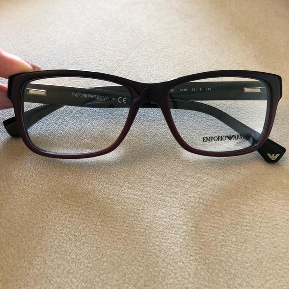 0518d0178618 Emporio Armani eyeglass frames